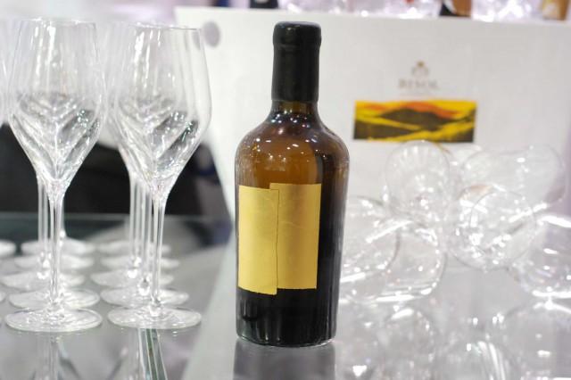 vinitaly 2014 bottiglia coperta