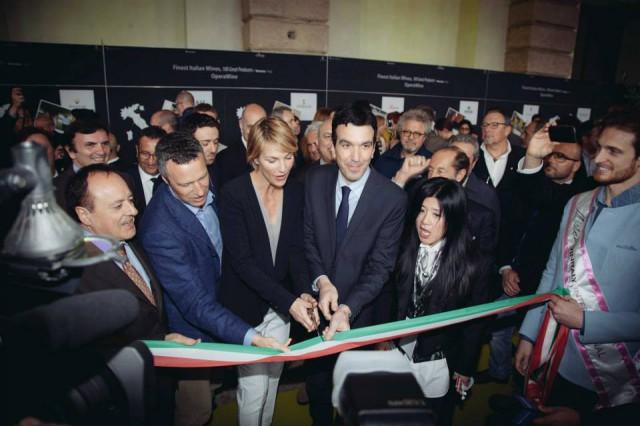 vinitaly 2014 inaugurazione