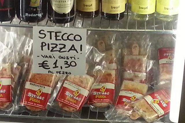 Stekkopizza