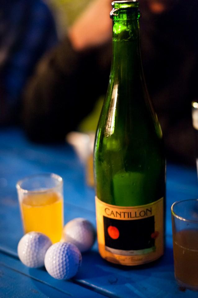 Cantillon Fou' Foune stili di birra