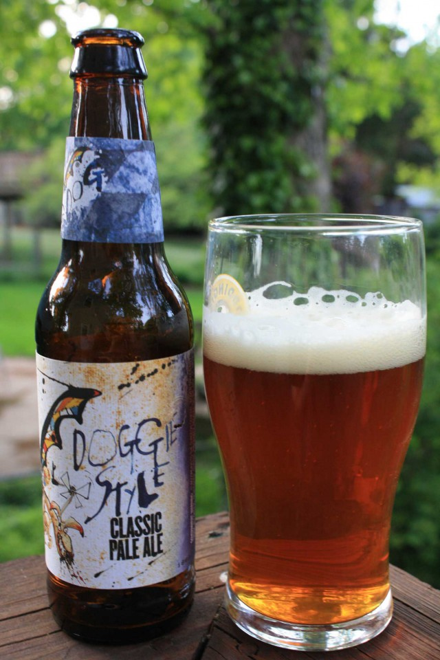 Doggie style classic pale ale di Flying Dog