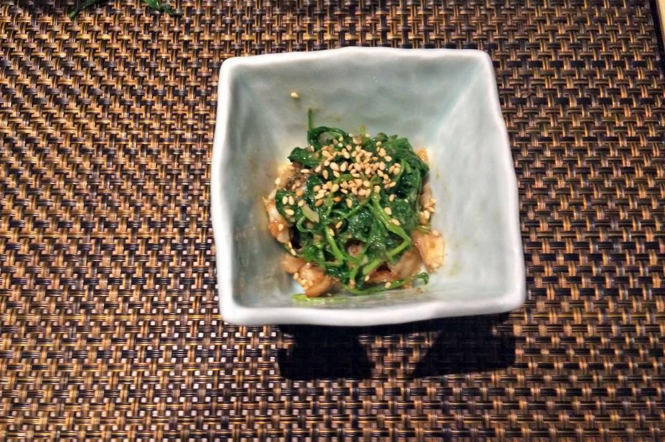 Fukurou giapponese Alghe