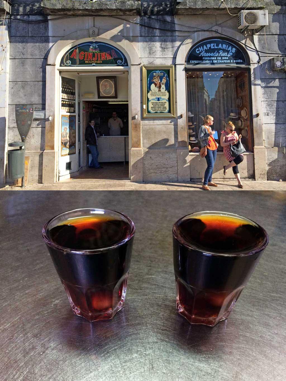 Lisbona_A Ginjinha