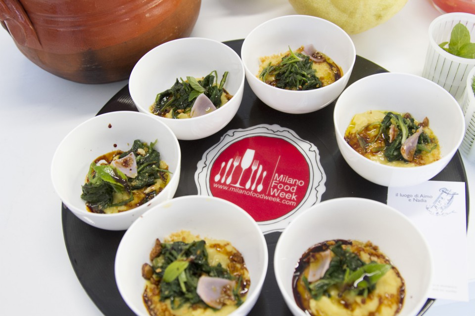 Milano Food Week assaggi