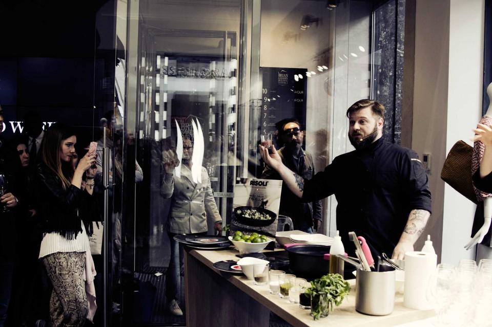Milano Food Week show