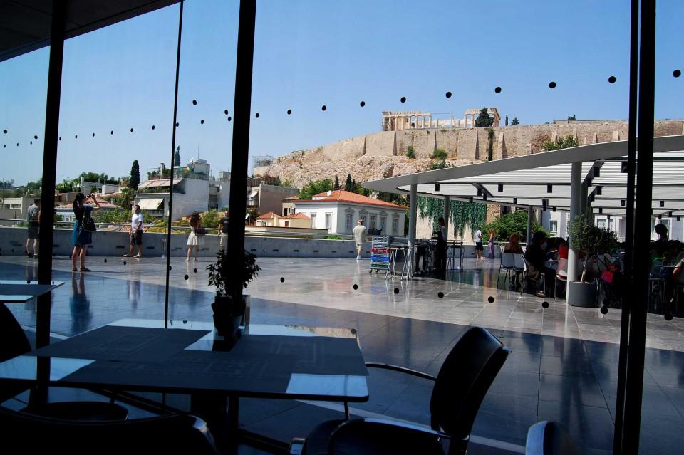 Ristorante Museo Acropoli_Atene