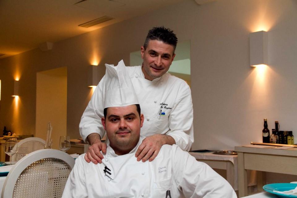 Salvatore La Ragione e Davide Esposito