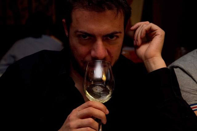 assaggio vino fiano Terredora