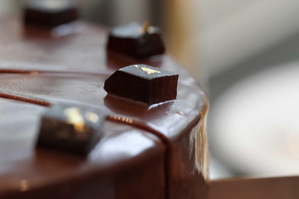 cheesecake cioccolato