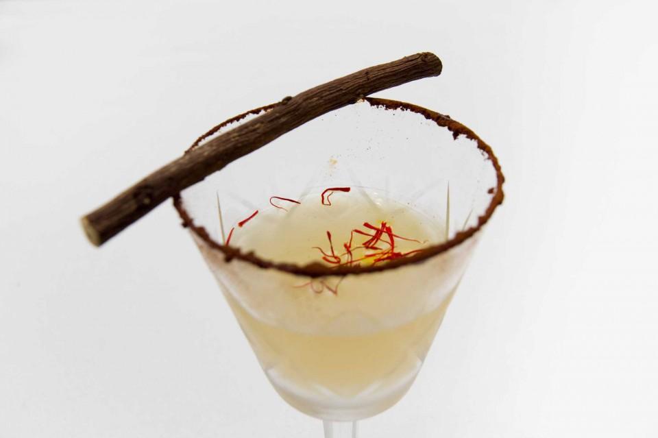 cocktail All'Oro Maliza
