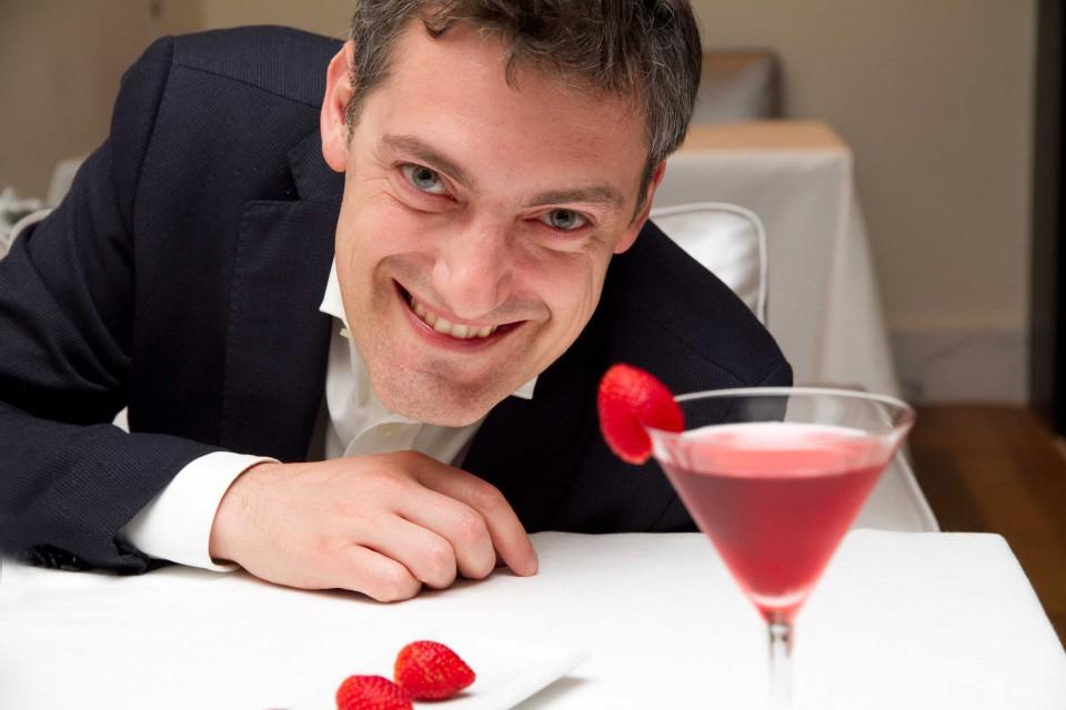 cocktail frutti rossi Andrea Maschio