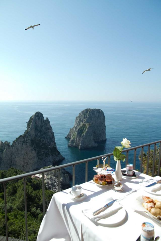 Hotel A Capri Economici