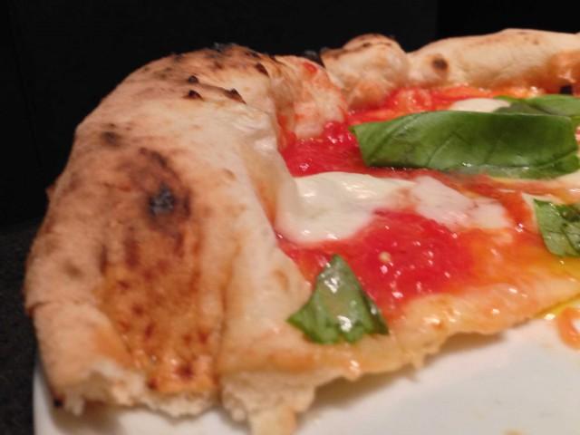 fetta pizza Margherita Princi Pepe