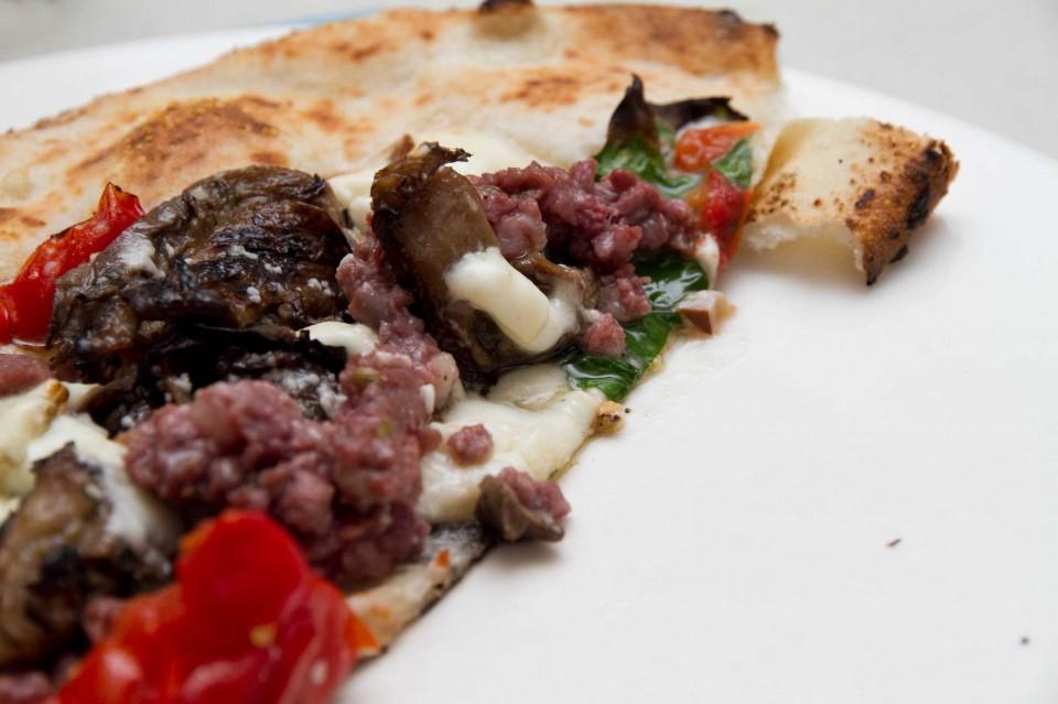 fetta pizza contadina