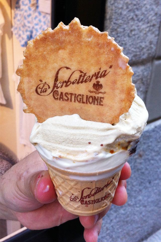gelato sorbetteria castiglione milano bologna