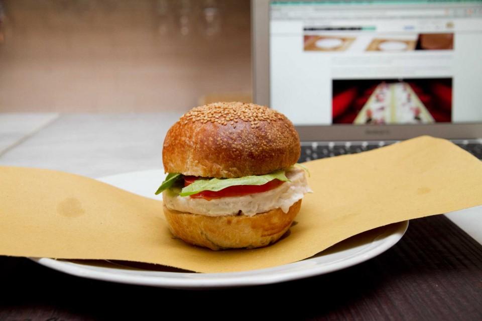 hamburger ricciola
