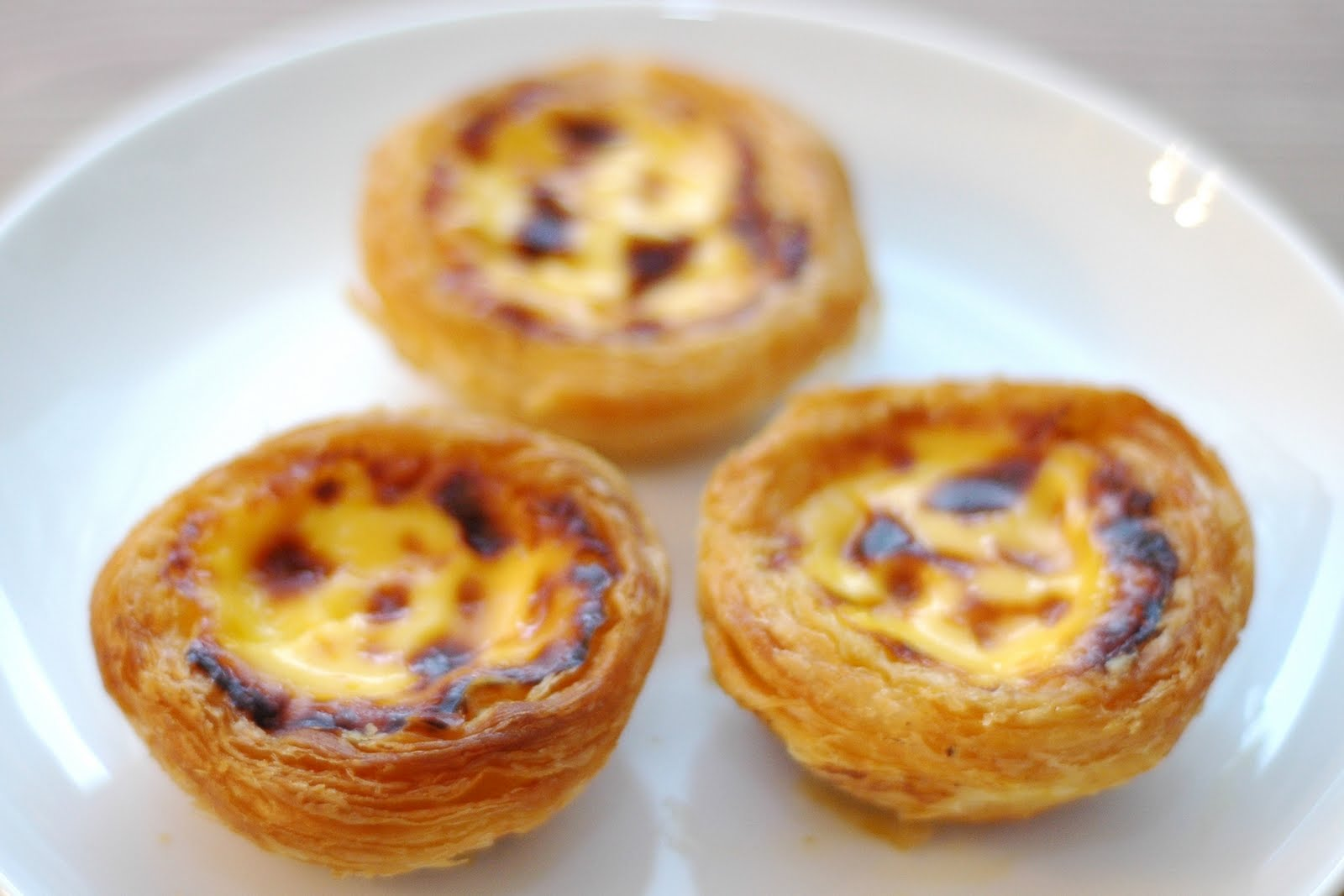 pasteis de nata Lisbona
