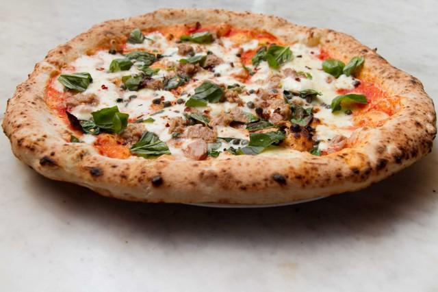 pizza Callipo Sorbillo