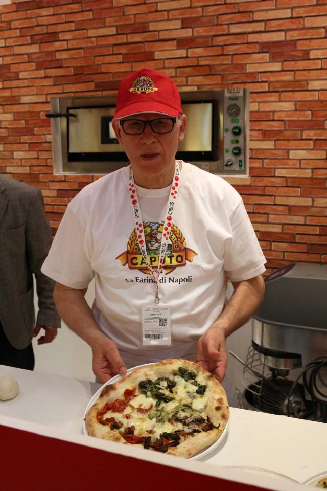 pizza Caputo Cibus
