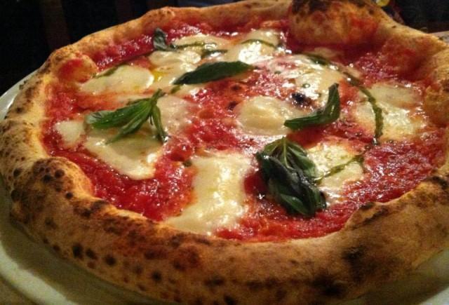 pizza margherita iervolino