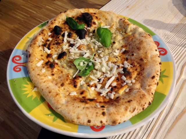 pizza mastunicola Rossopomodoro