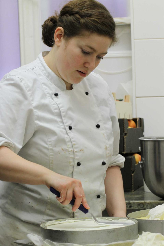 preparazione cheesecake