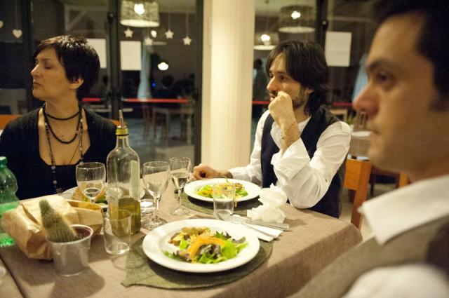 ristorante vegetariano la capra campa
