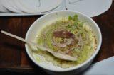 La ricetta perfetta dello chef: Risotto, pane, burro e alici da stella Michelin