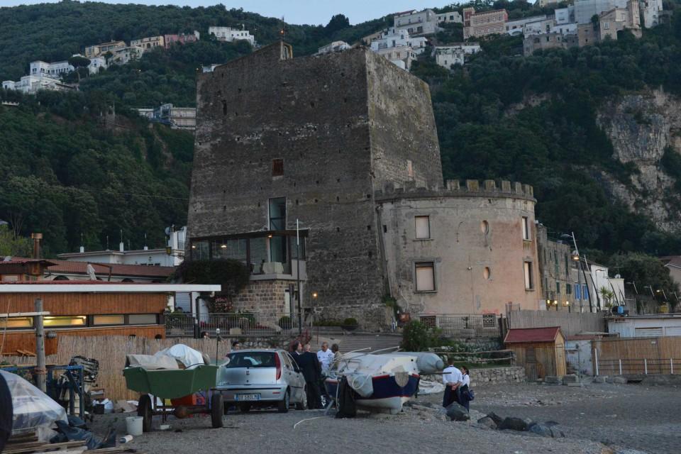 La Torre del Saracino