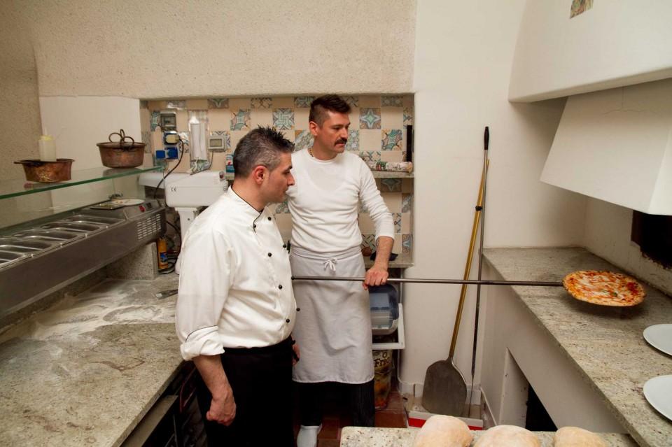 Mirko Falco e Salvatore La Ragione
