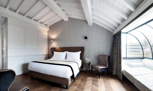 The Corner Roma suite