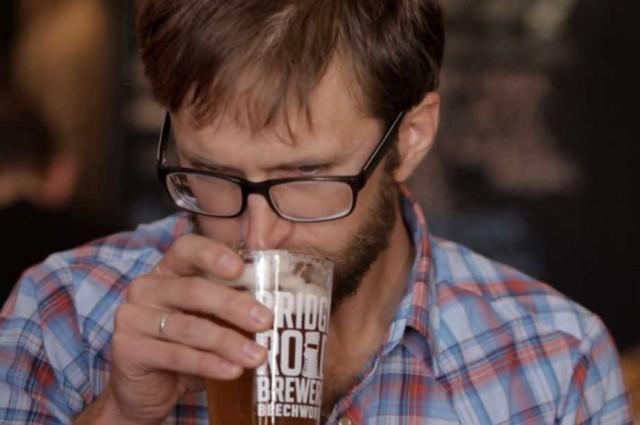 degustatore birra