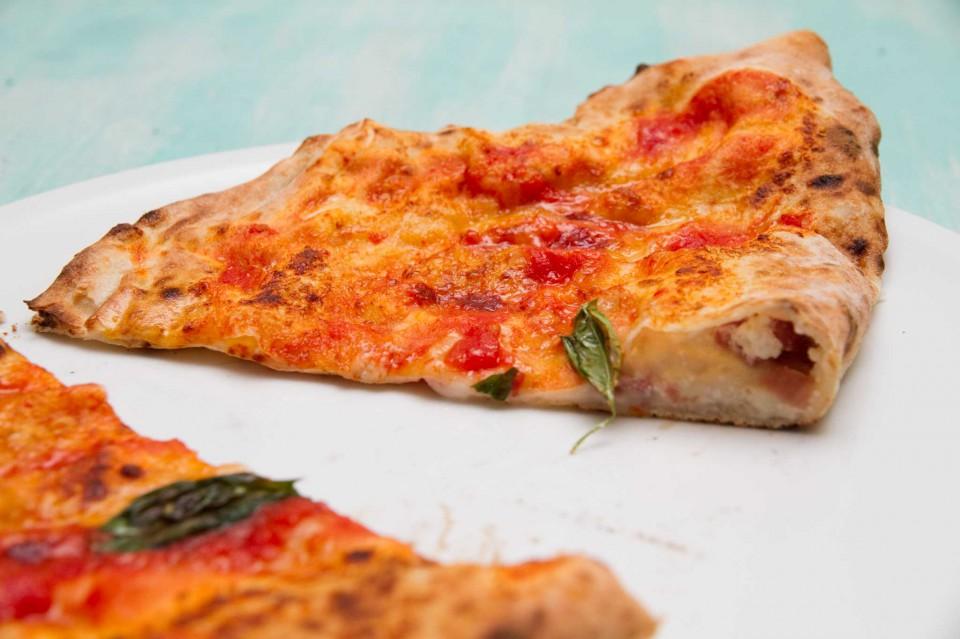 fetta pizza ripieno