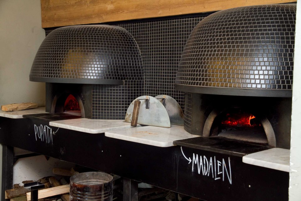forni per pizza
