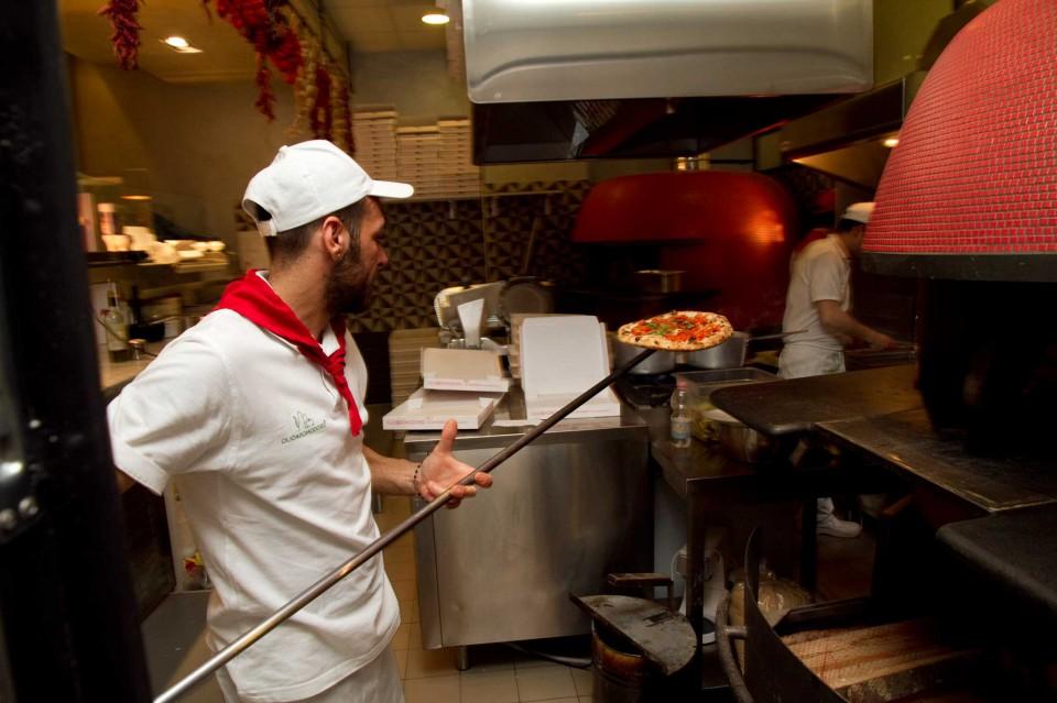 forno pizza Vomero