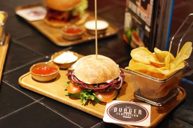 hamburger burger federation