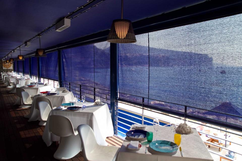 ristorante Maxi del Capo La Gala
