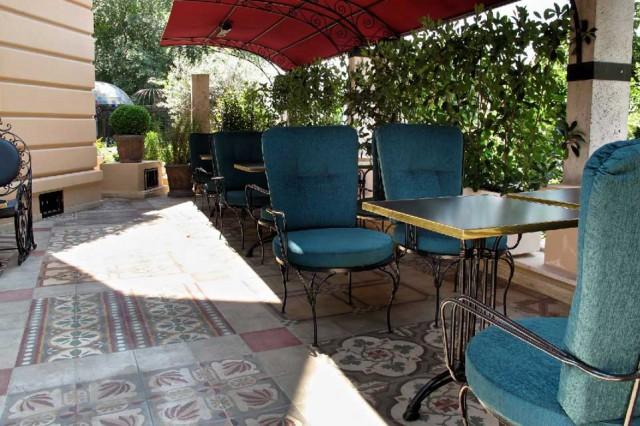 Roma apre the corner ristorante all 39 aperto bistrot e speakeasy - Ristorante con tavoli all aperto roma ...