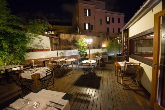 ristorante giapponese Yakiniku Roma