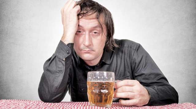stanco di birra