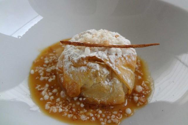 torta pera tapioca
