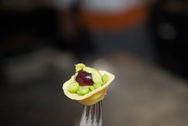 tortello ciliegia
