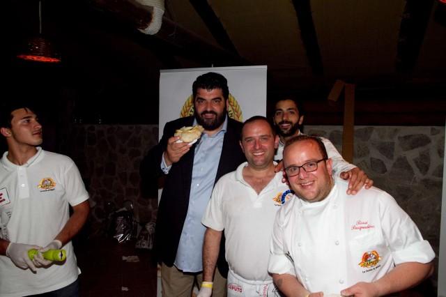 Antonino Cannavacciuolo e la pizza