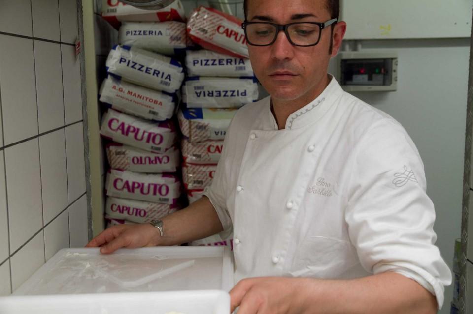 Gino Sorbillo farine pizza
