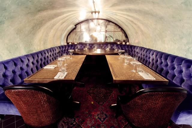 Gymkhana ristorante Londra