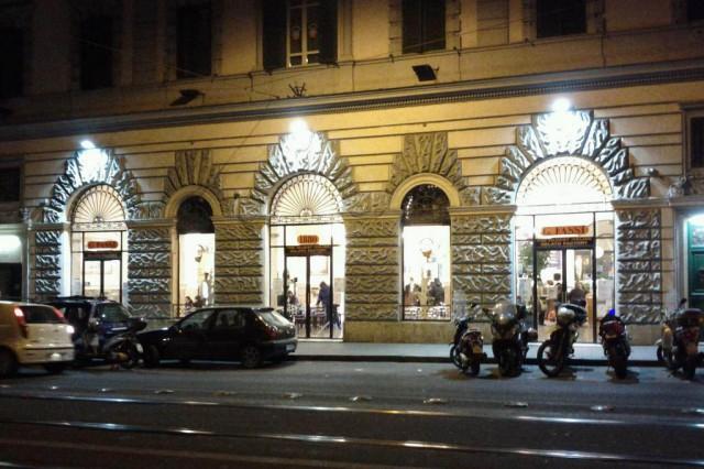 Palazzo del Freddo Gelateria Fassi Roma