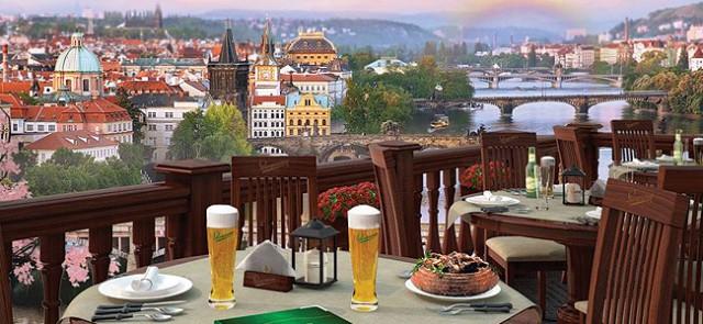 I 30 migliori pub e non so quante birre in 8 citt in europa - Bagno birra praga ...
