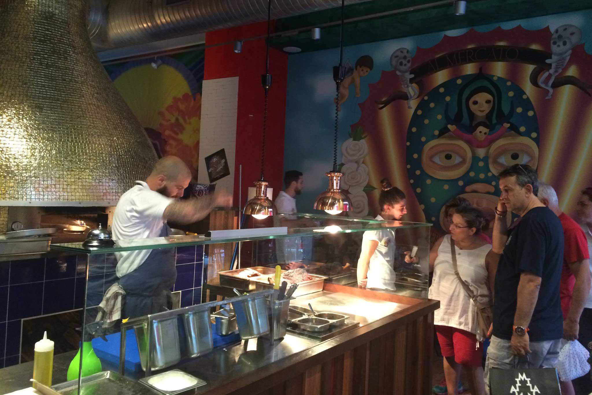 Roncoroni Mercato Taco Bar