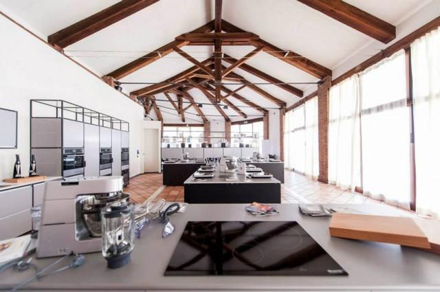 Scuola cucina Pollenzo