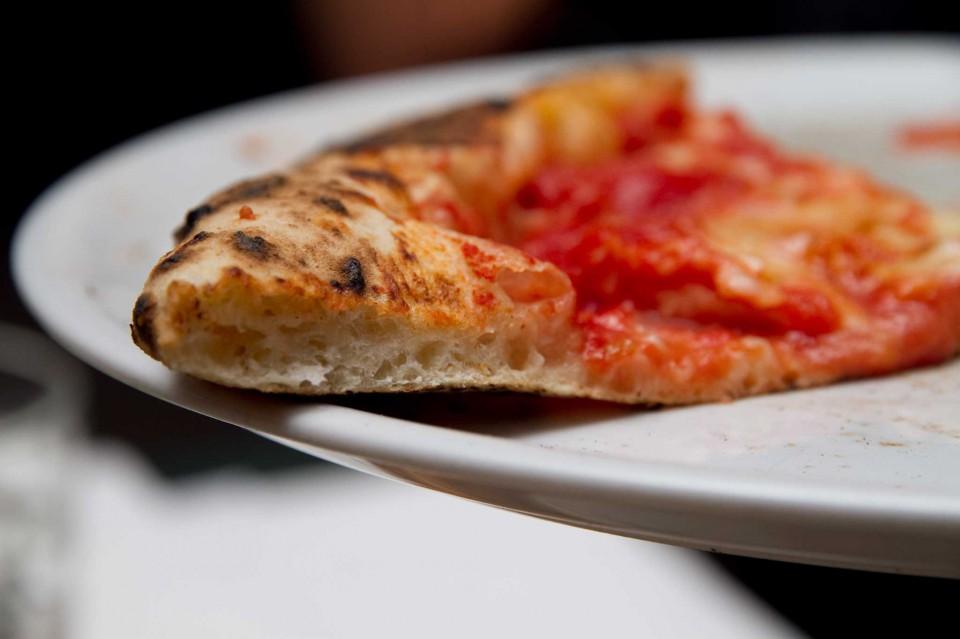 alveolatura pizza